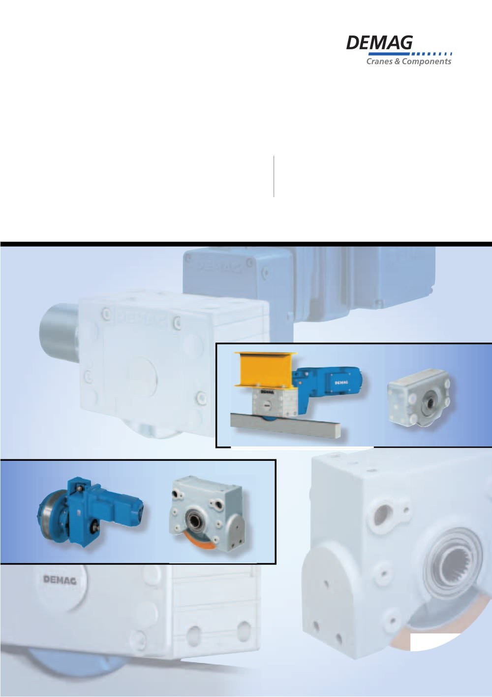 The Demag wheel range - Innovative series-produced components for ...