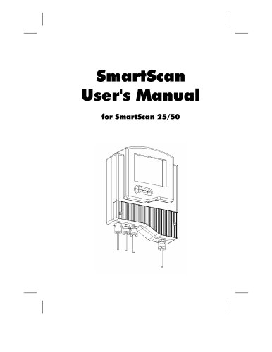 SmartScan User Manual