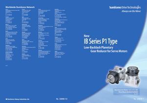 IB series - Motion Control drive for Servo Motors