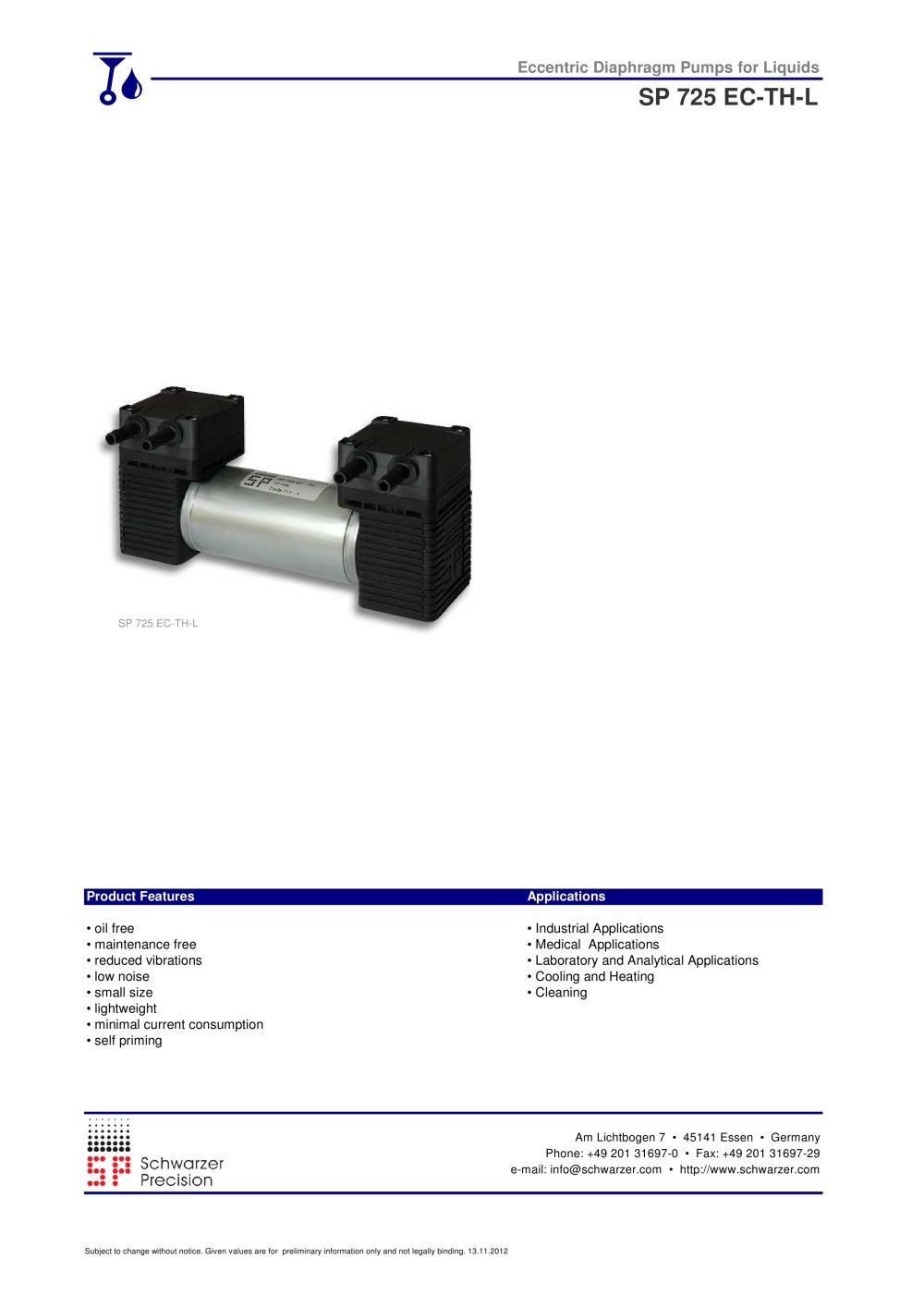 725 ec th l dc eccentric diaphragm pumps schwarzer precision 725 ec th l dc eccentric diaphragm pumps 1 3 pages ccuart Image collections