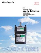New! World K Series RoHS Compliant AC Motors*