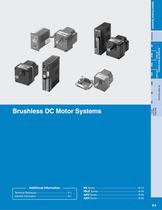 VEXTA Brushless DC Motors 