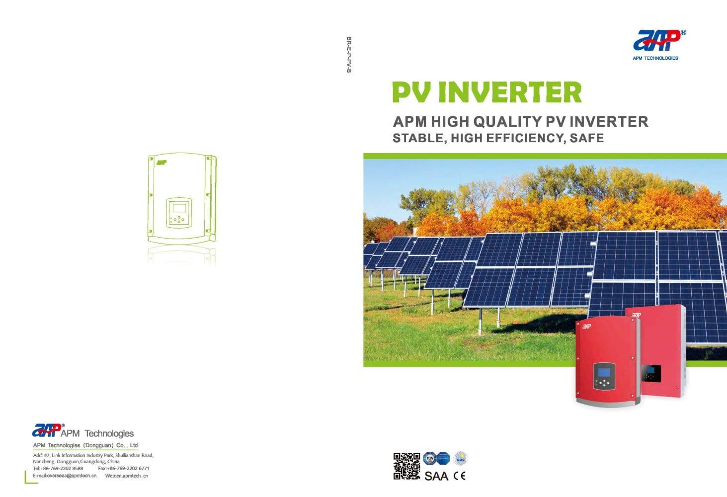 Solar Inverter Pdf