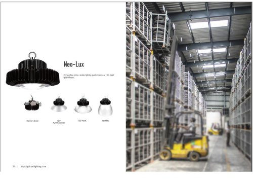 led high bay light| Yaham Neo-Lux LED high bay light|led high bay light specification