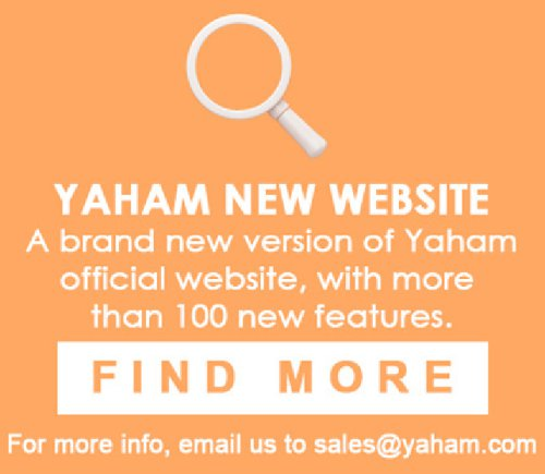 Yaham new website in public