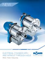 e-Cylinder EHS &amp; EVS