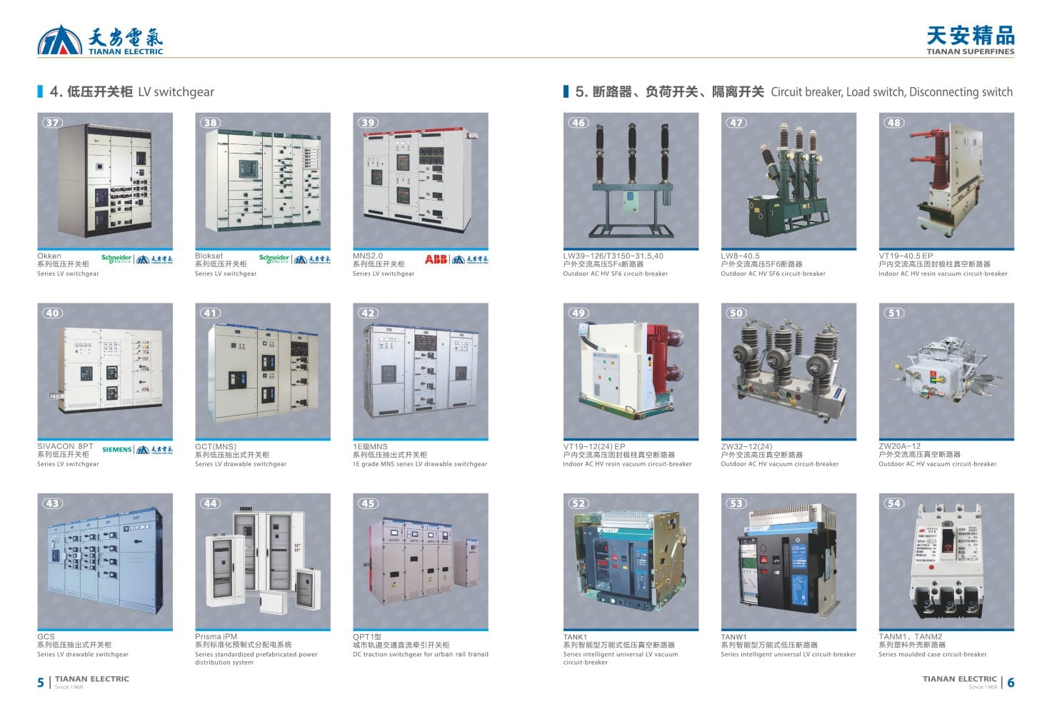 Lv Switchgear And Circuit Breaker Load Switchdisconnecting Switch 1 Pages