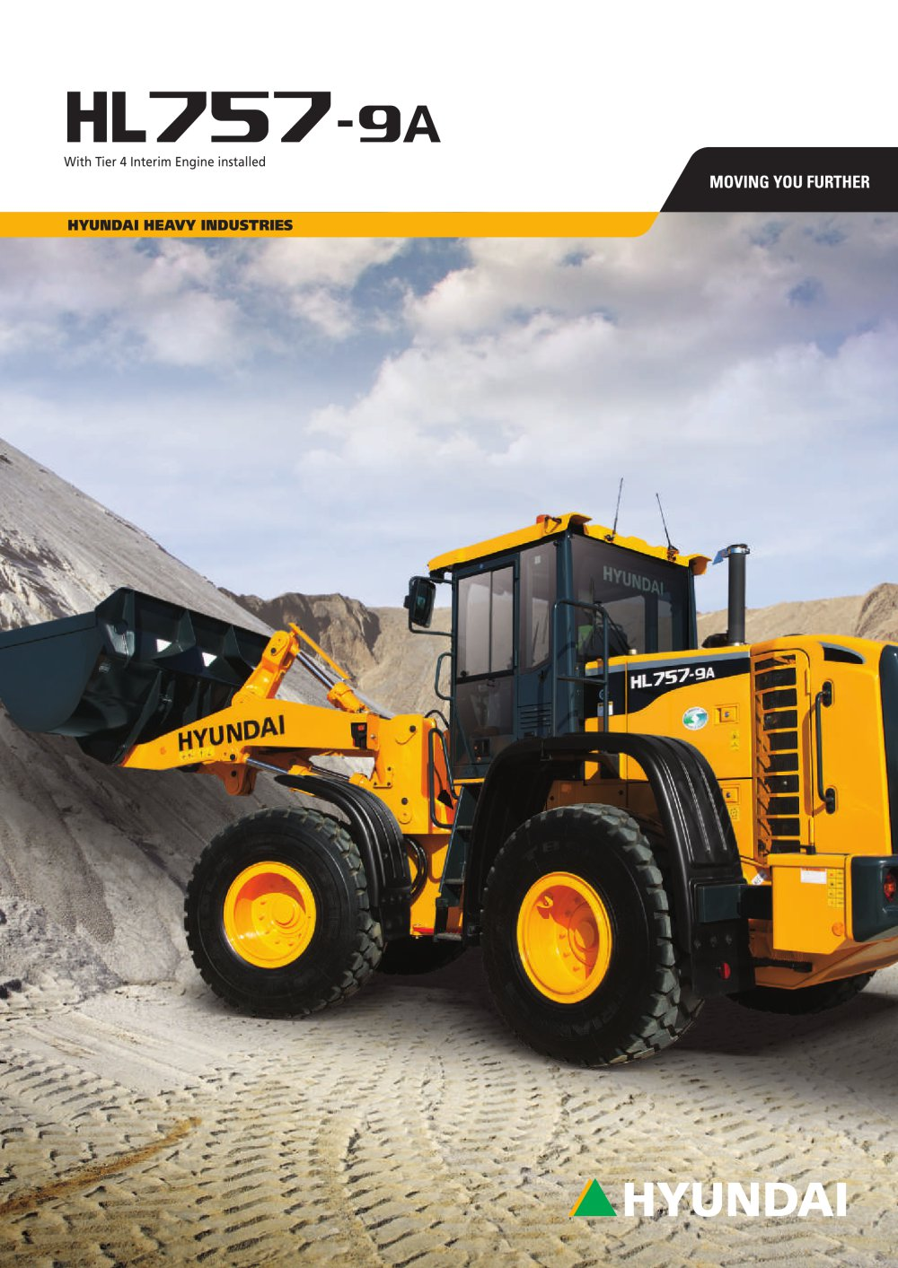 HL757-9A WHEEL LOADER - 1 / 4 Pages
