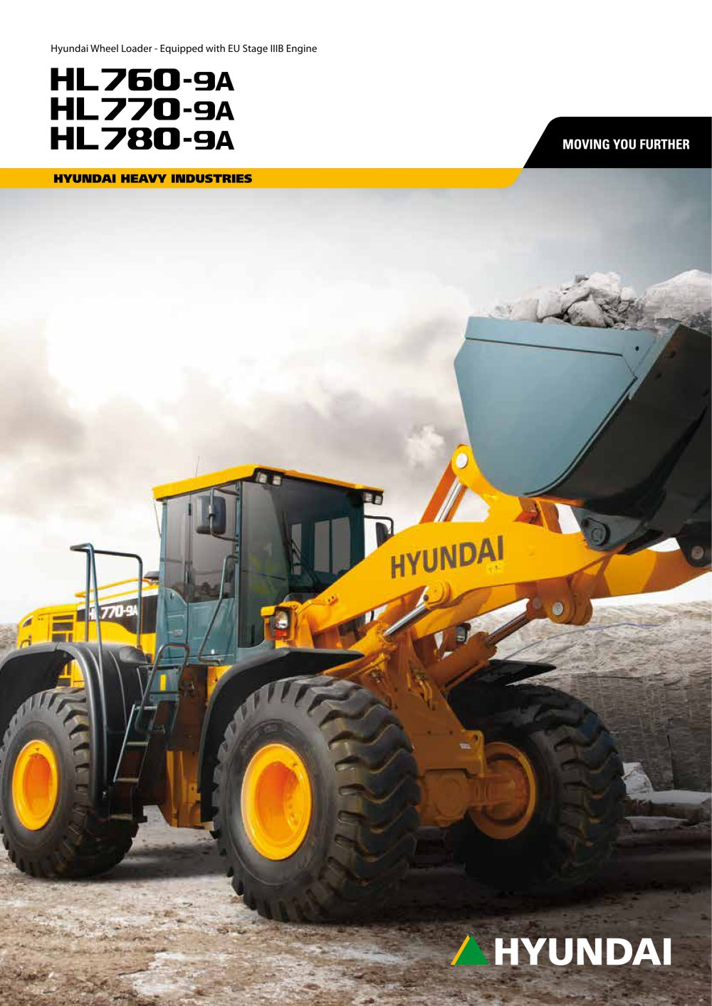 HL780-9A WHEEL LOADER - 1 / 12 Pages