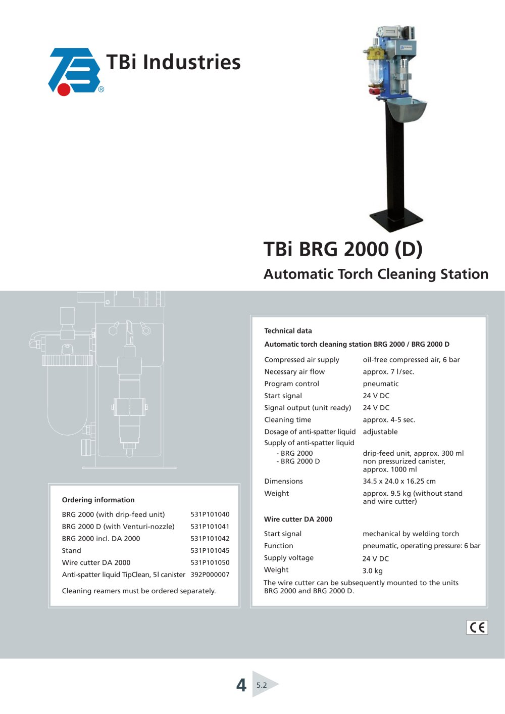 TBi BRG 2000 - TBi-Industries - PDF Catalogue | Technical ...