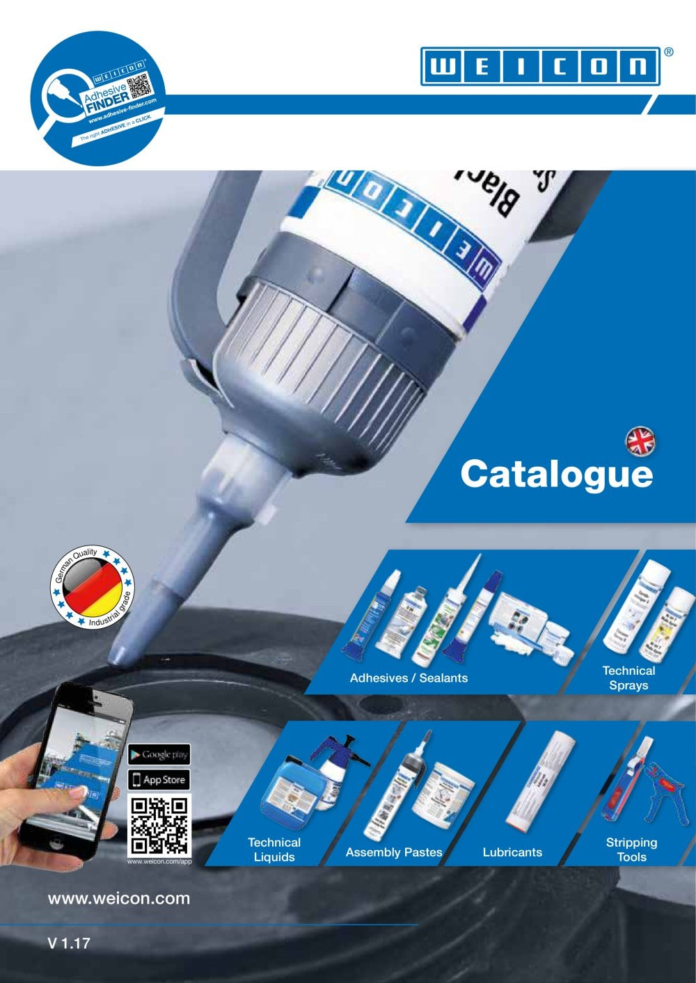 catalogue - WEICON - PDF Catalogue | Technical Documentation | Brochure