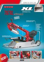 Transportable band saws - 787XL All Road