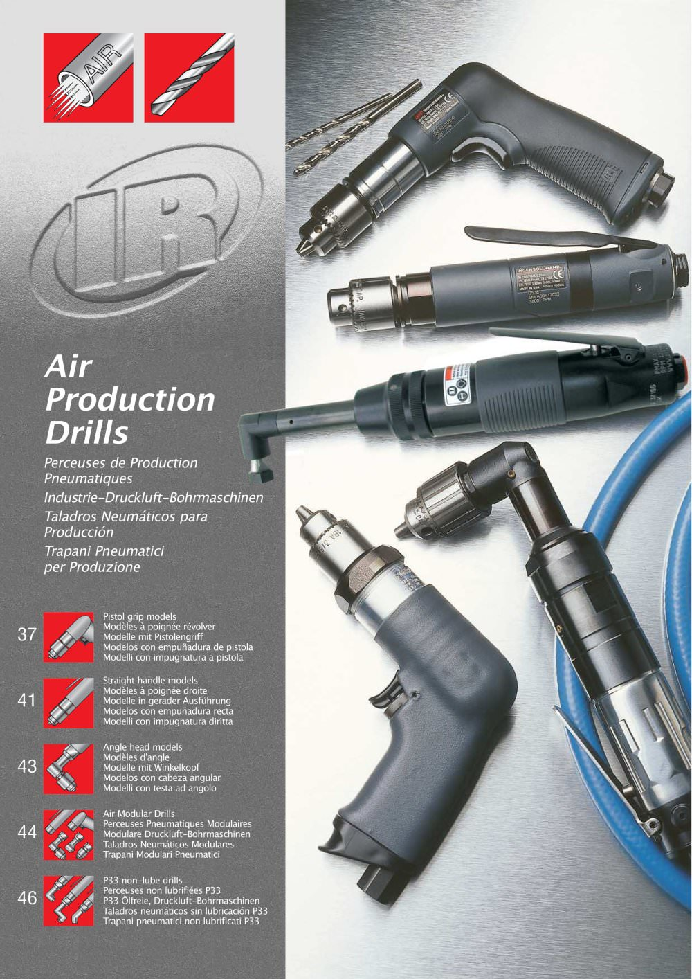 ingersoll rand air tools