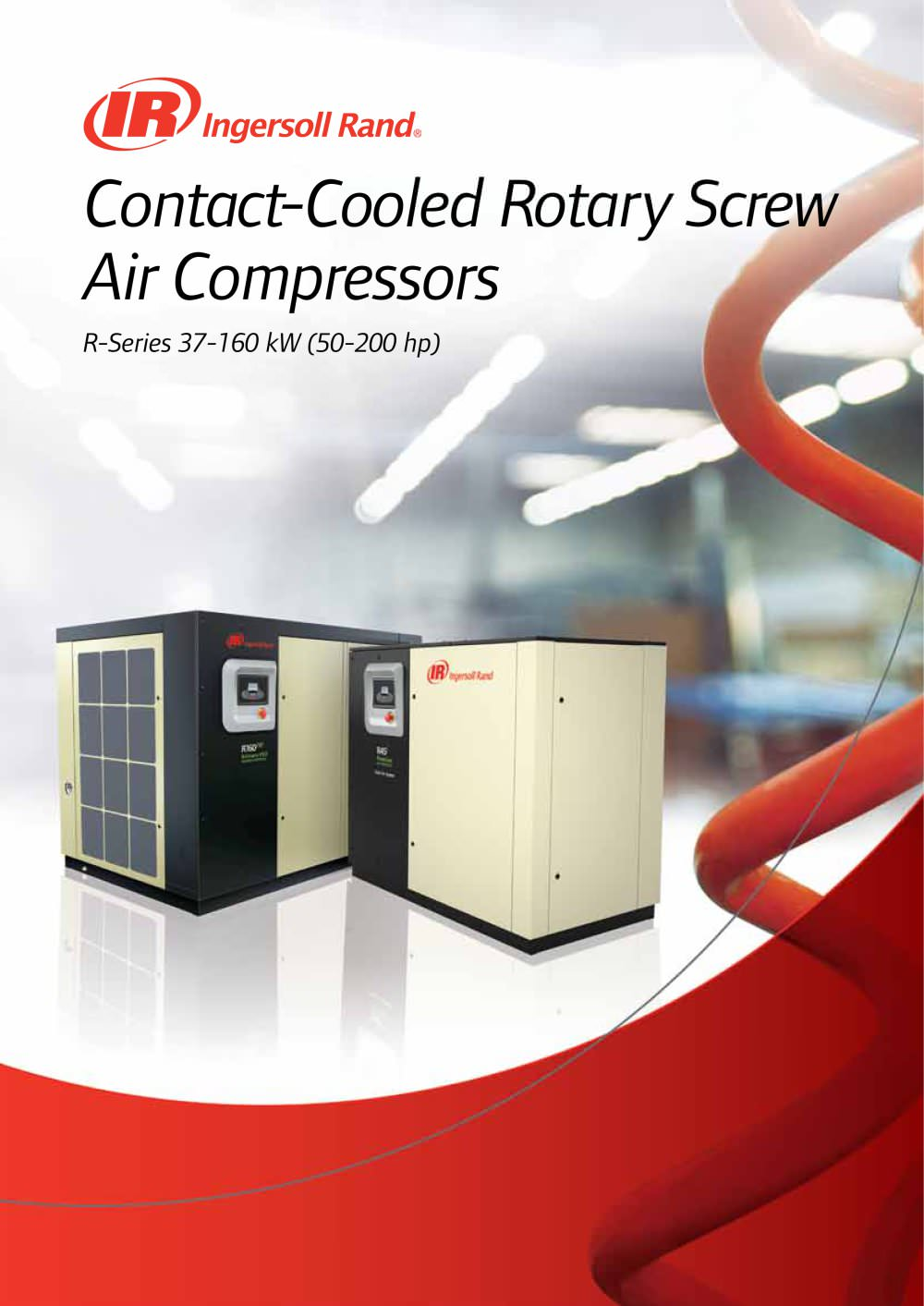 R-Series 37-160 kW - 1 / 8 Pages