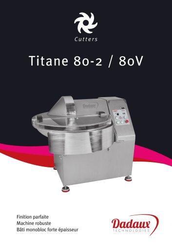 Titane 80-2 / 80V