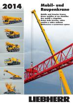 Mobile and Crawler Cranes