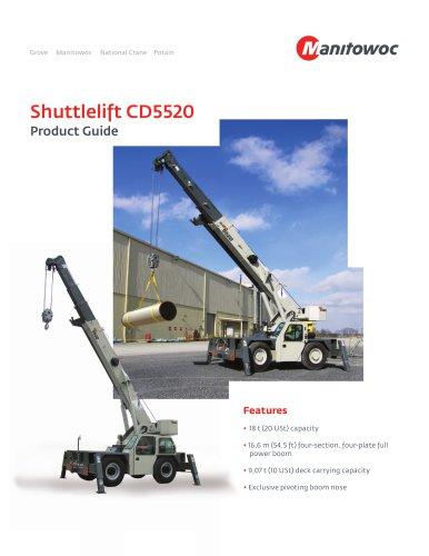 Shuttlelift CD5520