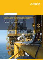 Products for Oil &amp; Gas, On-/Offshore