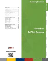 Complete Switch &amp; Pilot Device Catalog