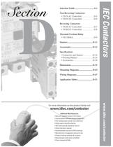 YS Series Contactors Catalog