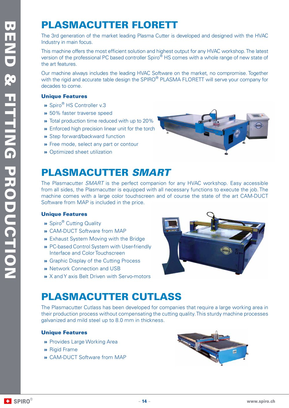 Plasmacutter spiro international pdf catalogue technical plasmacutter 1 2 pages pooptronica Image collections