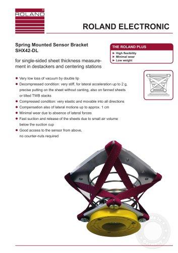 SHX42 Sensor bracket