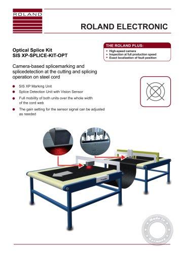 SIS-SPLICE-KIT-OPT Optical Splice Kit