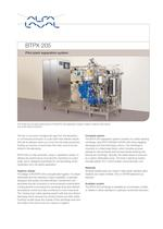 BTPX Separator - BTPX 205