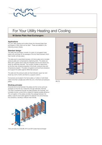 m3 m6 m10 m15 series plate heat exchanger alfa laval pdf rh pdf directindustry com Alfa Laval Separator 855 Alfa Laval Separator 855