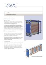 T45 - Plate heat exchanger