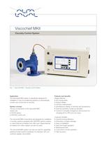 Viscosity control system