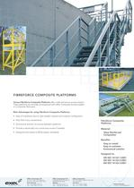 Composite Platforms, data sheet