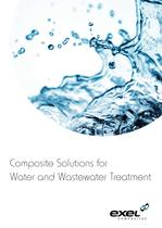 Composite Solutions for Water and Wastewater Treatment