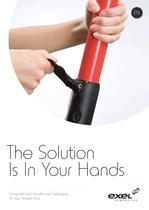 The Solution Is In Your Hands - Composite Tool Handles and Telescopes for Your Valued Tools