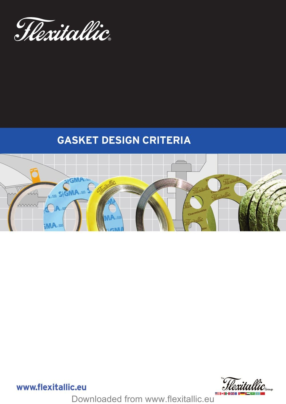 Gasket Design Criteria Flexitallic Pdf Catalogue Technical