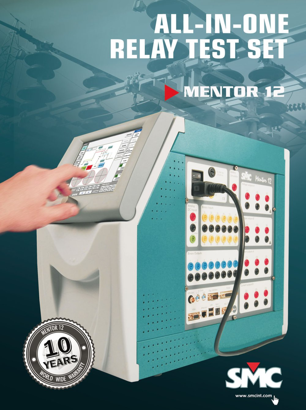 Mentor 12 Eurosmc Pdf Catalogue Technical Documentation Brochure Electronic Selector Driven By Relays 1 16 Pages
