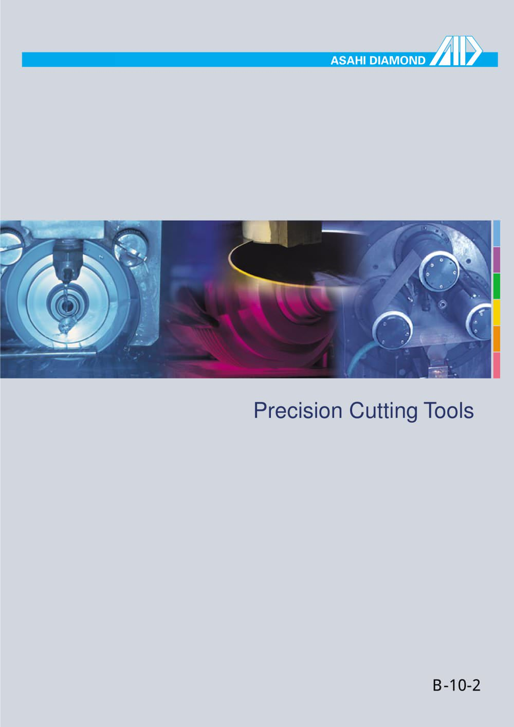 Precision Cutting Tools - ASAHI Diamond - PDF Catalogue | Technical ...