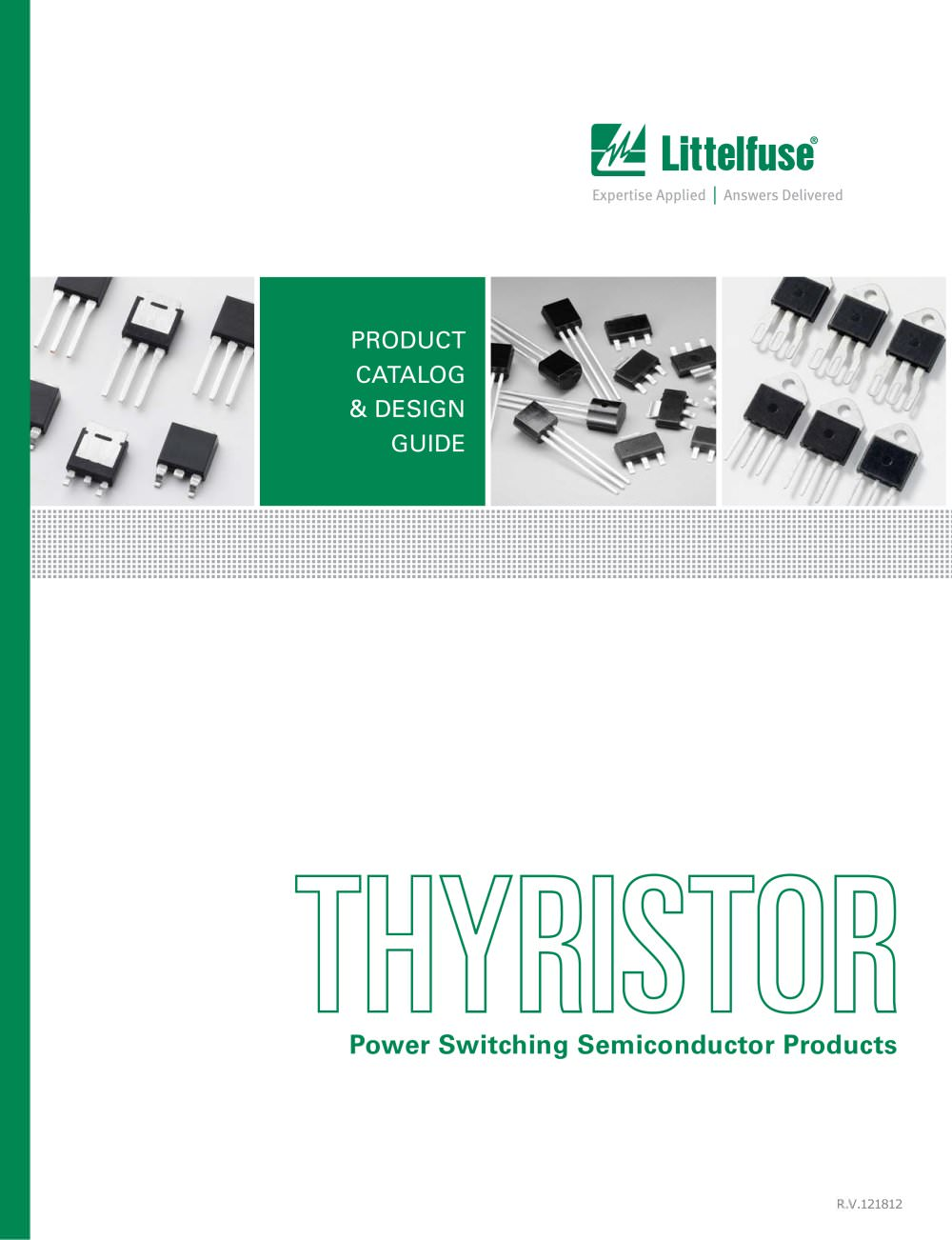 Littelfuse Thyristor Catalog Pdf Catalogue Circuit Diagram Switch 1 467 Pages