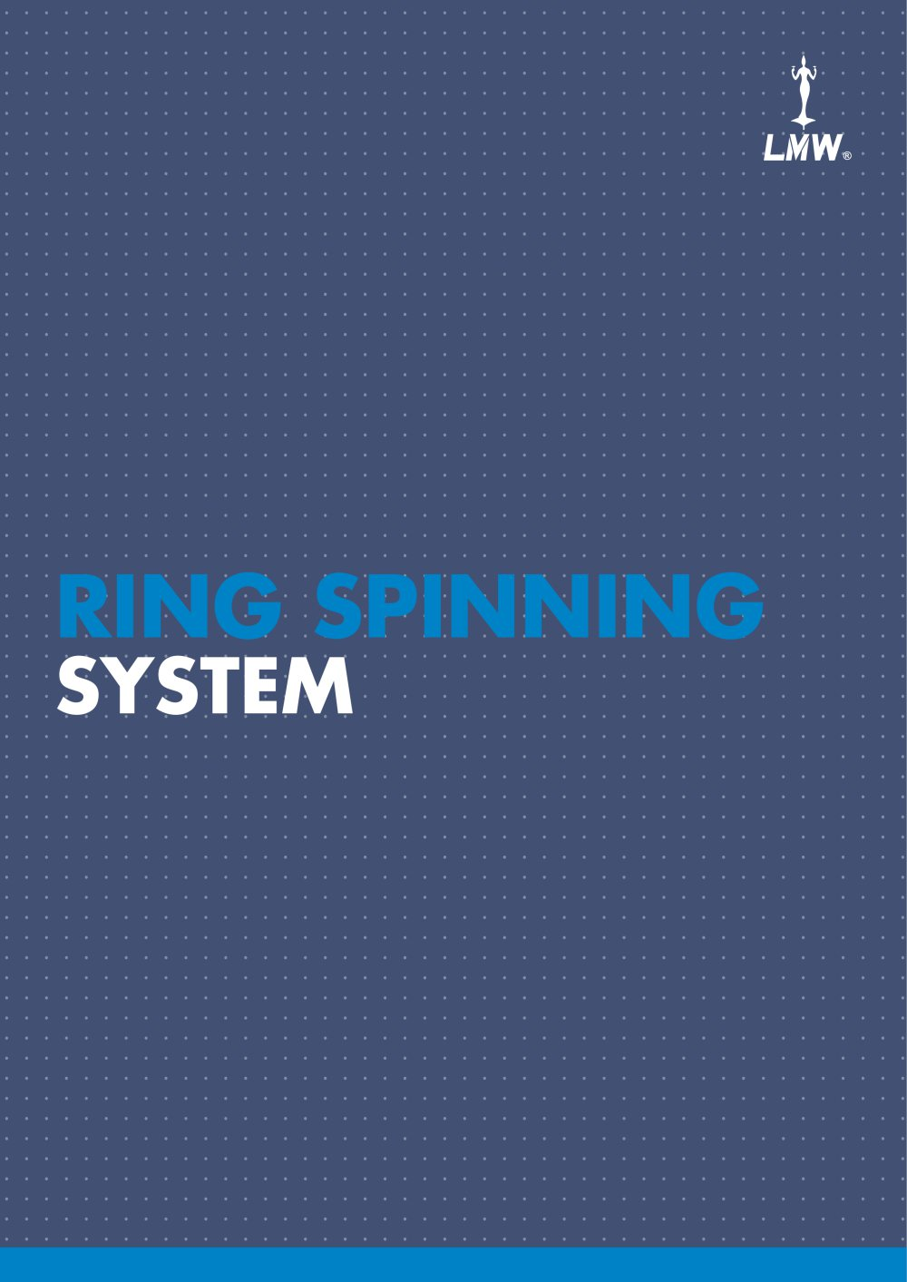 Ring spinning system lmw pdf catalogue technical documentation ring spinning system 1 8 pages ccuart Images