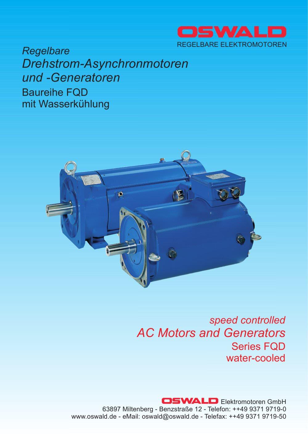 Asynchronous electric motor pdf