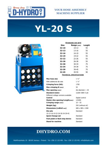 yl-20 s