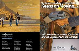 Handheld XRF for Alloy Analysis