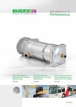 A new Compressor Generation for Transport Applications / ECH209Y  ESP-300-2