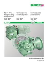 Open Drive Recip. Compressors (2T.2..6F.2, W2TA..W6FA) IP-Units/60Hz  KP-525-3