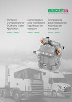 Transport Compressors for Truck and Trailer Application 4UFR..4NFR (IP-Units)  KP-565-2