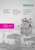 Transport Compressors for Truck and Trailer Application  KP-560-2