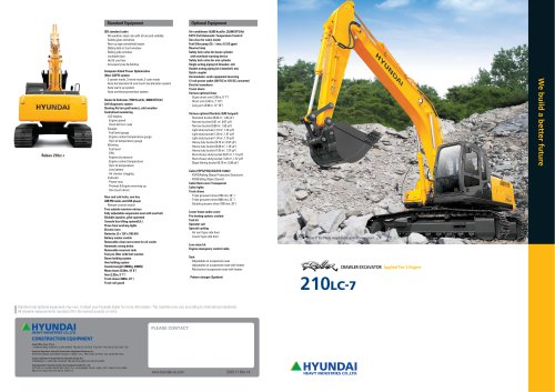 R210lc7 Hyundai Heavy Industries Pdf Catalogue Technical. R210lc7. Hyundai. Hyundai 210lc 7 Wiring Diagram At Eloancard.info
