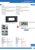 Buil-In Thermometer ET110