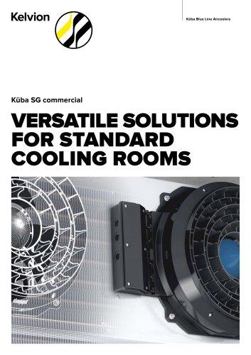 Küba SG commercial - Küba Air Coolers - PDF Catalogs | Technical
