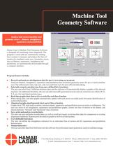 Machine Tools Geometry Software
